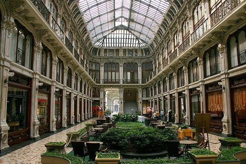Arcade - Torino, Italy
